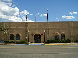 Archuleta County, Colorado - Archuleta County Sheriff's Department and Detention Facility in Pagosa Springs