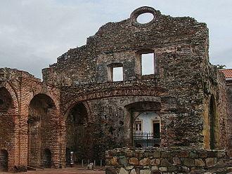 Panama - Santo Domingo Church