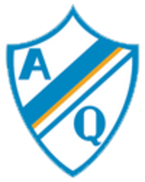 Argentino de Quilmes - Image: Argentino quilmes badge