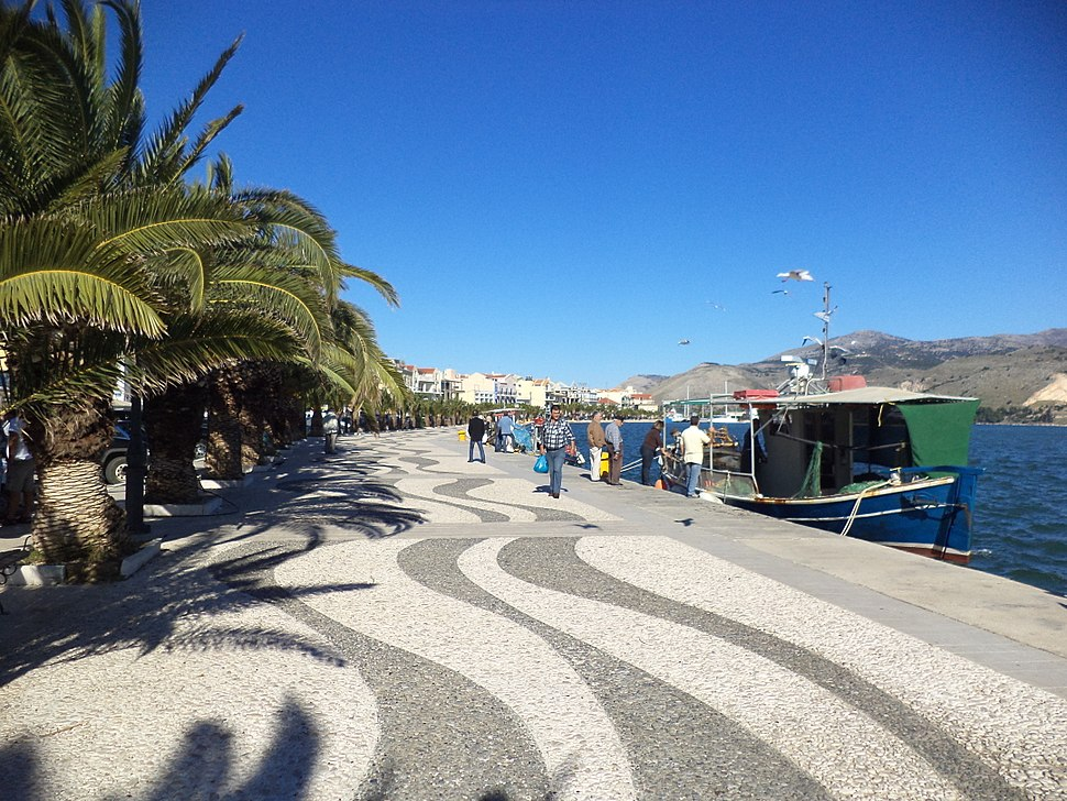 Argostoli paralia