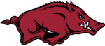 Arkansas Razorbacks athletic logo
