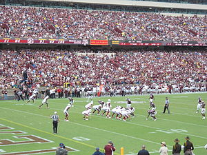 Arkansas–Texas A&M football rivalry - Tyler Wilson leads the Arkansas offense in the 2012 game