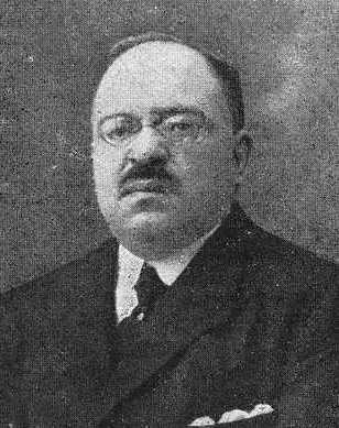 Armando Cotarelo Valledor 1920