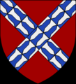 Armes de la famille de Bailleul-Doulieu avant le 16e siècle.png