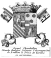 Arms of the sixth Duke of Bouillon.png