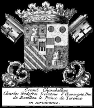 Charles Godefroy de La Tour d
