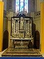 Arras (62), église Saint-Jean-Baptiste, collatéral nord, autel et retable de la Vierge 1.jpg
