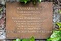 Arriach Wassarriach-Brunnen Gedenktafel 05062017 9070.jpg