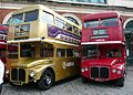 Arriva Heritage Fleet RM6 and RMC1453.JPG