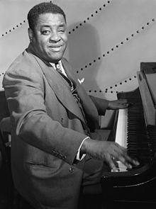 Art Tatum, Vogue Room, Novjorko, 1948. Foto de William P. Gottlieb