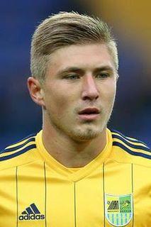 Artem Radchenko Ukrainian footballer