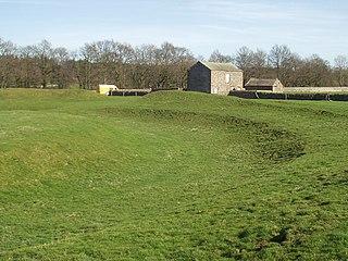 King Arthurs Round Table Neolithic henge monument