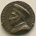 Artista fiorentino, medaglia di cosimo il vecchio.JPG