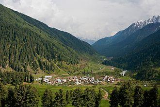 Aru, Jammu and Kashmir - Aru Valley