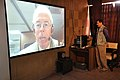 Arvind Paranjpye Skyping With Paul Doherty - Professional Enrichment Programme On Astronomy Awareness - NCSM - Kolkata 2011-09-21 5509.JPG