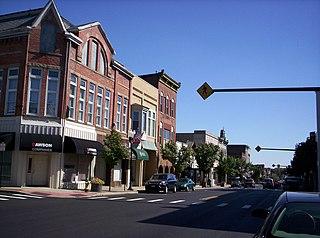 Ashland, Ohio City in Ohio, United States