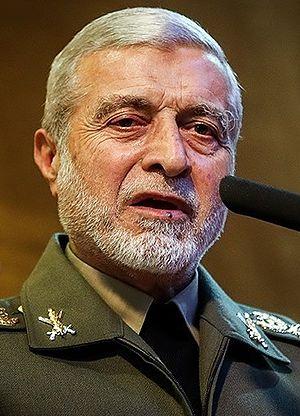 Ataollah Salehi - General Salehi in 2016