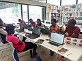 Atelier Wikiquote 2019 de Wikimédia Côte d'Ivoire 05.jpg