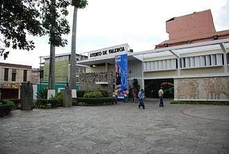Valencia, Carabobo - Atheneum of Valencia