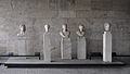 Athens - Stoa of Attalus - sculptures 01.jpg