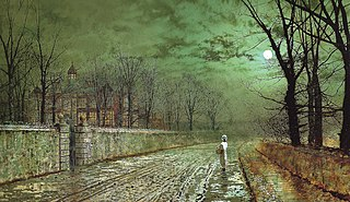 A Moonlit Evening