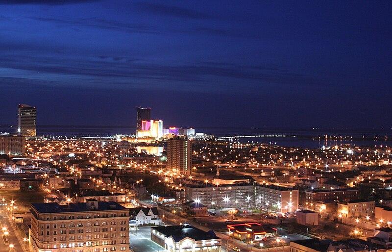 Vé máy bay giá rẻ đi Atlantic City Hoa Kỳ