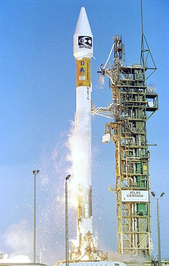 Spaceport Florida Launch Complex 36 - Image: Atlas III Centaur