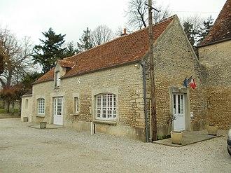Aubigny, Calvados - Aubigny Town Hall