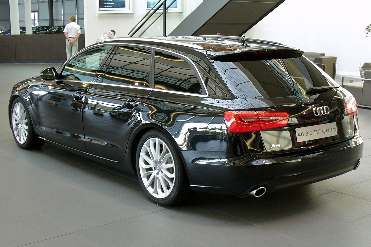 file audi a6 avant 3 0 tdi quattro s tronic phantomschwarz. Black Bedroom Furniture Sets. Home Design Ideas