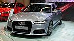 Audi S6 in Salon International de l'auto de Montréal 2015.jpg