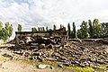 Auschwitz-Birkenau Crematorium - ruins.jpg