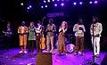 Austrian World Music Awards 2014 Preisverleihung Edith Lettner and African Jazz Spirit 2.jpg