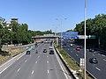 Autoroute A1 vue depuis Route Courneuve St Denis Seine St Denis 6.jpg