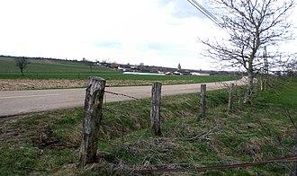 Avranville - A general view of Avranville