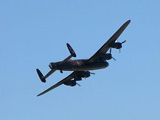 Stuart Davies (engineer) - Avro Lancaster