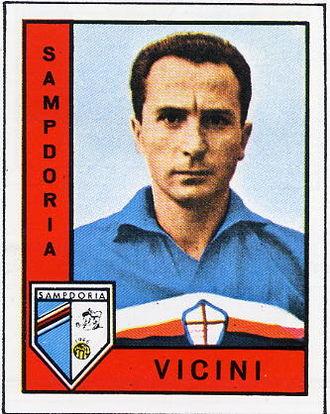 Azeglio Vicini - Image: Azeglio Vicini 1962