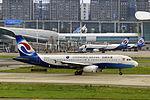 B-2343 - Chongqing Airlines - Airbus A320-233 - CKG (10944441795).jpg