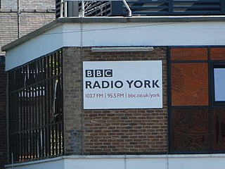 BBC Radio York BBC Local Radio service for North Yorkshire, England