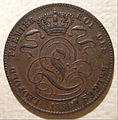 BELGUIM, LEOPOLD I -5 CENTS 1856 b - Flickr - woody1778a.jpg