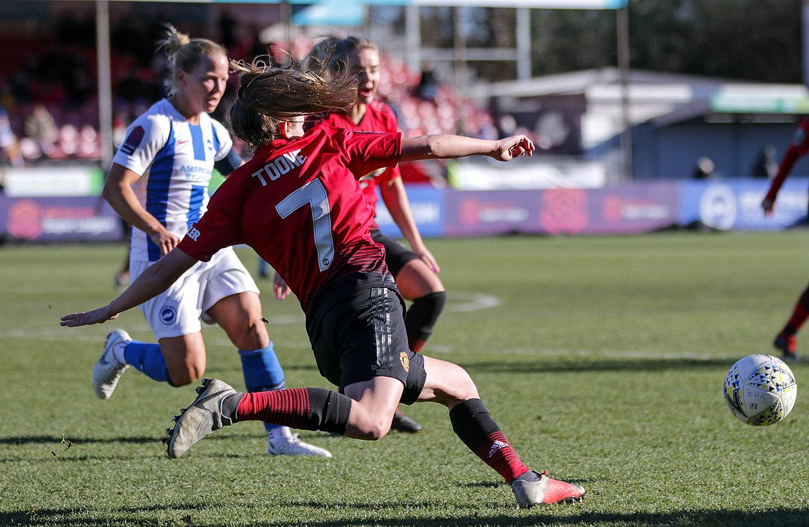 BHA Women 0 Man Utd Women 2 WFAC 4th rd 03 02 2019-839 (33110666438).jpg