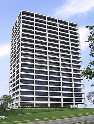 BMA Tower - Image: BMA Building Kansas City MO