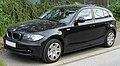 BMW 116d (E87) Facelift front 20100630.jpg