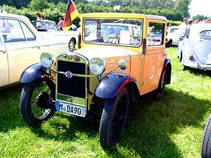BMW 3/15 - Image: BMW Dixi 1930