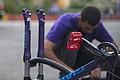 BMX Rider In Iran- Qom city- Alavi Park 06.jpg
