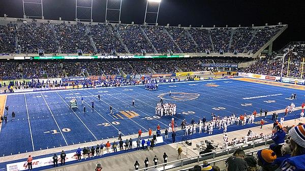 Boise State University Wikipedia