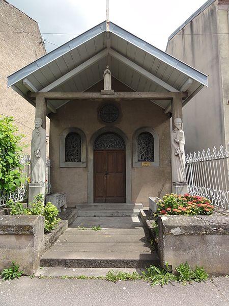 Baccarat (M-et-M) chapelle Notre-Dame