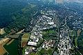 Bad Mergentheim aus der Vogelperspektive. Auch eine Kurstadt braucht Gewerbegebiete.jpg
