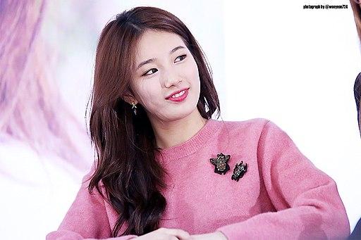 Bae Suzy at Premier for Suzy? Suzy?, 22. Nov. 2015 22