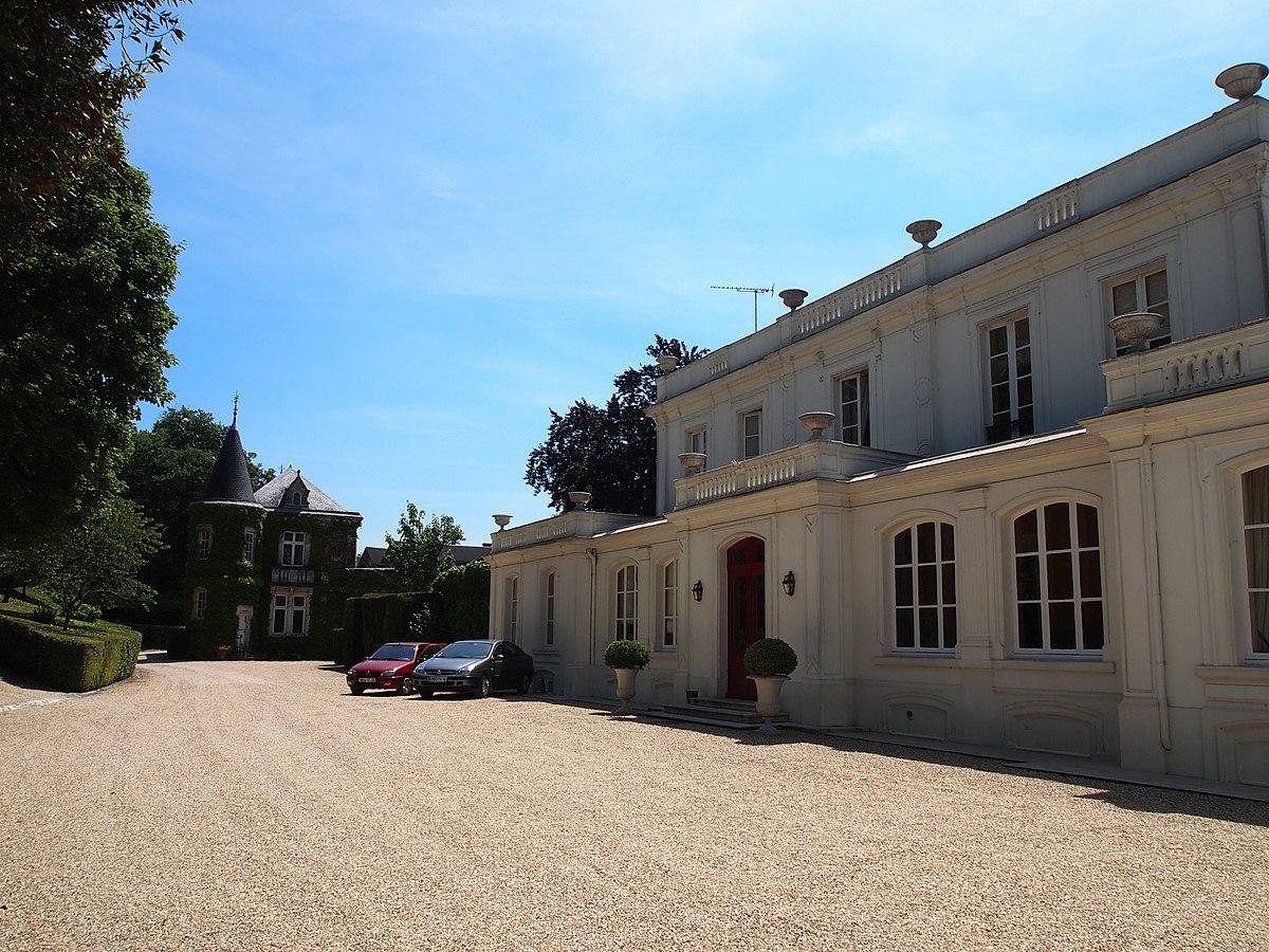 Chteau De Bagnolet Charente Wikipdia