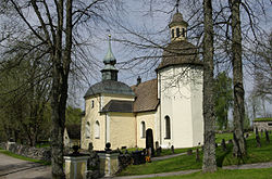 Balinge church1 Sweden.jpg